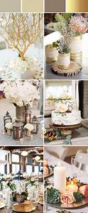 Top 10 Elegant And Chic Rustic Wedding Color Ideas