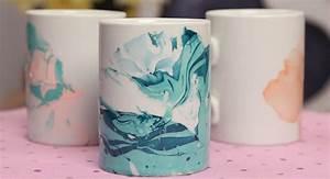 Tassen Bemalen Ideen : tassen bemalen mit nagellack tafelfarbe porzellanstiften und co ~ Yasmunasinghe.com Haus und Dekorationen