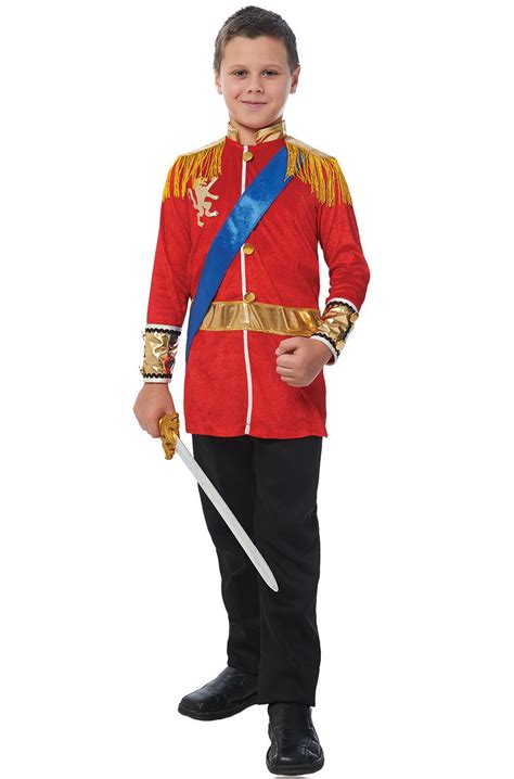 Brand New Prince Charming Boy Child Costume Ebay