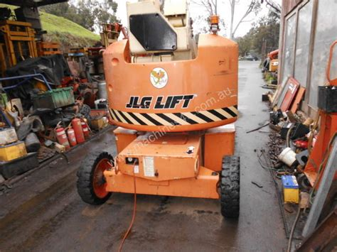 jlg  electric boom lift manual