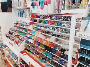 Abbey Sy Stationery Shopping in Korea
