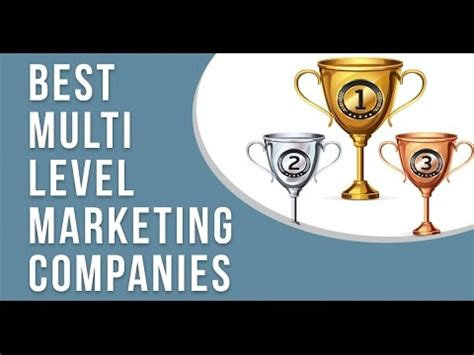 Top Marketing Companies by Best Multi Level Marketing Companies The Top Mlm