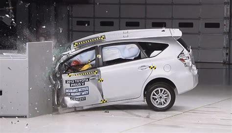 crash test si鑒e auto honda accord suzuki kizashi outperform luxury cars in crash test photos 1 of 1