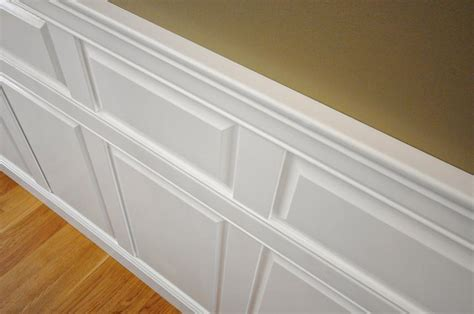 New Wainscoting by Classic Wainscoting Panels New Classic
