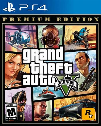 Theft Grand Gamestop Edition Premium Playstation Games
