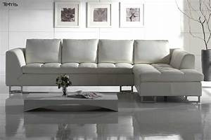 the best white leather sectional sofa s3net sectional With white sectional sofa