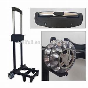 hand luggage frame with wheels telescopic trolley handle ...