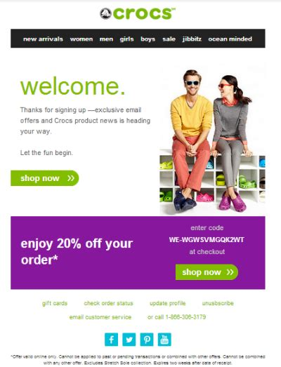 10 examples of highly effective welcome emails