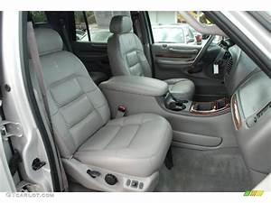Medium Graphite Interior 2000 Lincoln Navigator Standard