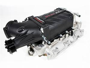 Slp Supercharger System For Silverado  Sierra