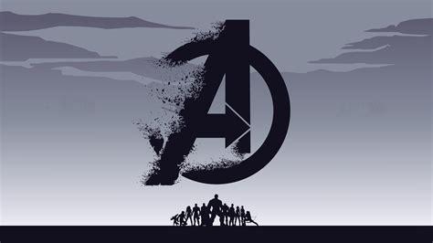 avengers endgame  background wallpaper hd artist