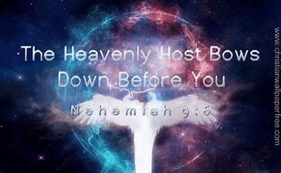 Verse Heavenly Nehemiah Host Px Resolution Mb