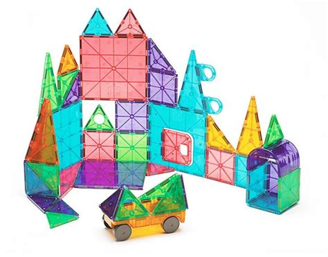 magna tiles 174 solid colours 48 piece dx set magnatiles 174