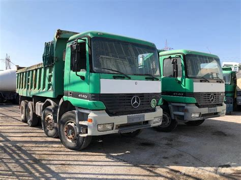 Check spelling or type a new query. Mercedes-Benz ACTROS 4140, 2001, Elefsina, Greece - Used ...