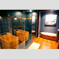 18 Stylish Japanese Bathroom Design Ideas
