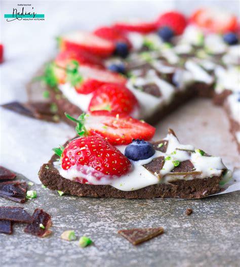 vegan gluten free dessert pizza uk health s healthy kitchen