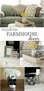 modern farmhouse decor on a budget like honey