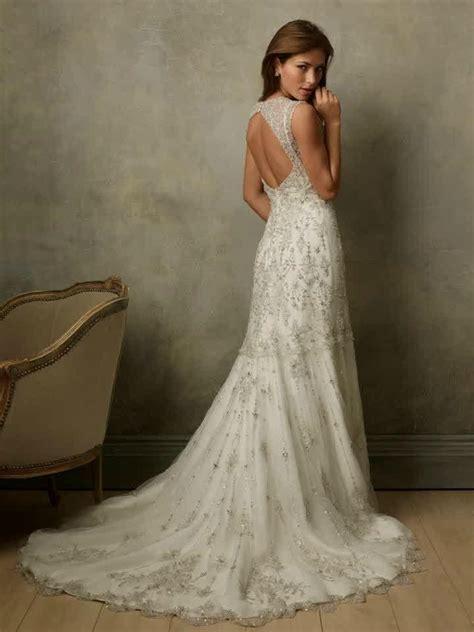 Elegant Vintage Wedding Dress Naf Dresses