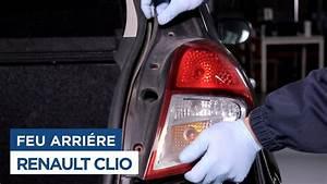 Feux Clio 3 : changer le feu arri re renault clio 3 youtube ~ Medecine-chirurgie-esthetiques.com Avis de Voitures