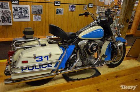 1989 Harley-davidson Flhp 1200