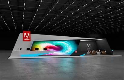 Exhibition Stand Gm Concept Adobe Reddit Studio