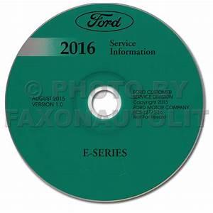 2016 Ford E