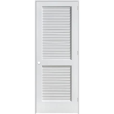 louvered closet doors 28 x 80 1