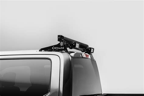 light bar roof mounts 2017 2018 f250 f350 zroadz modular 50 quot led multi mount