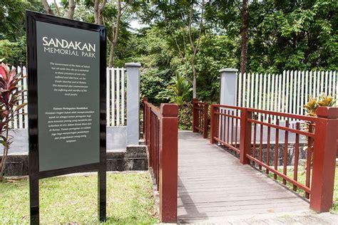 Sandakan Memorial Park   Wikipedia