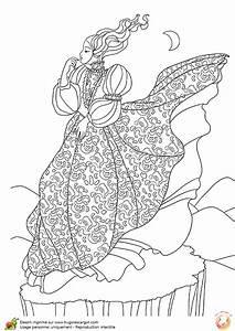 Bricolage Halloween Adulte : coloriages halloween reflexion de sorciere coloriage adultes coloriage coloriage halloween ~ Melissatoandfro.com Idées de Décoration