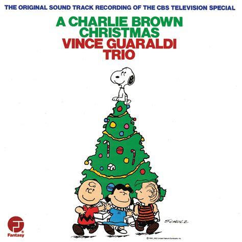 vince guaraldi trio a charlie brown christmas lp vince guaraldi trio a charlie brown christmas 2017