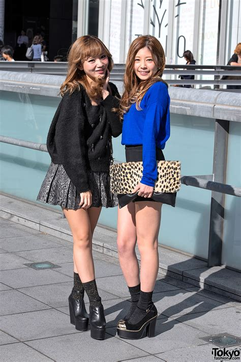 tokyo girls collection  aw snaps  tokyo fashion