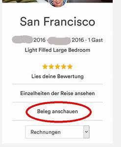 Rechnung Airbnb : gel st gast fordert detaillierte rechnung airbnb community ~ Themetempest.com Abrechnung