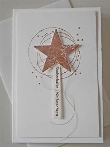 Edle Weihnachtskarten Basteln : mia 39 s sternenzauber ~ A.2002-acura-tl-radio.info Haus und Dekorationen