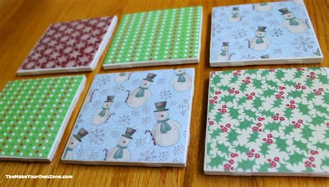 tile coasters the update the make your own zone