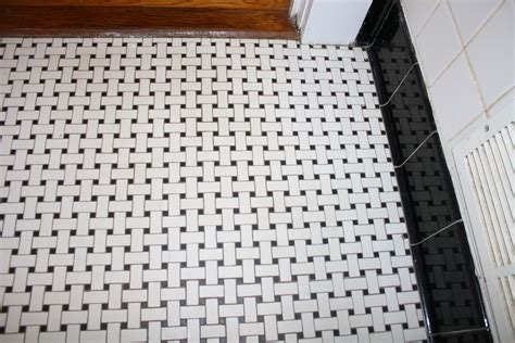 basket weave tile 23 ideas and pictures of basketweave bathroom tile