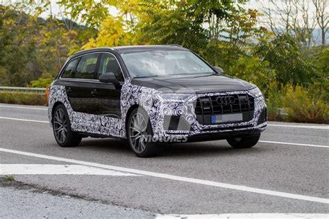 Spyshots Audi Sq7 2019  4legendcom Audipassioncom