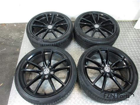 vw golf 7 r line pretoria 19 inch velgen set 235 35 r19 91y fzn parts