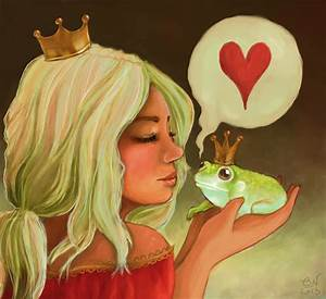 Frog Prince by BaileyNickerson on DeviantArt