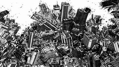 Akira Manga Otomo Katsuhiro Monochrome Factor Wallpapers