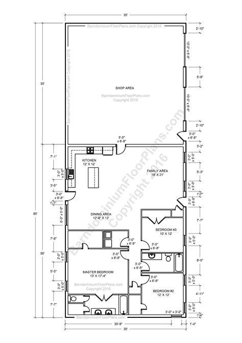 apartments simple open plan house designs barn house barndominium floor plans for planning your barndominium