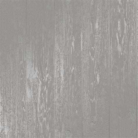 love wallpaper metallic plank wallpaper grey ilw
