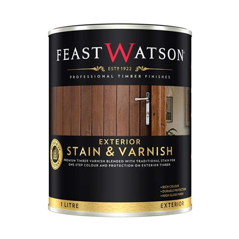 feast watson  exterior stain varnish taman merbau