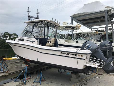 Boat Loans In Ct by 2002 Grady White Seafarer 226 Power Boat For Sale Www