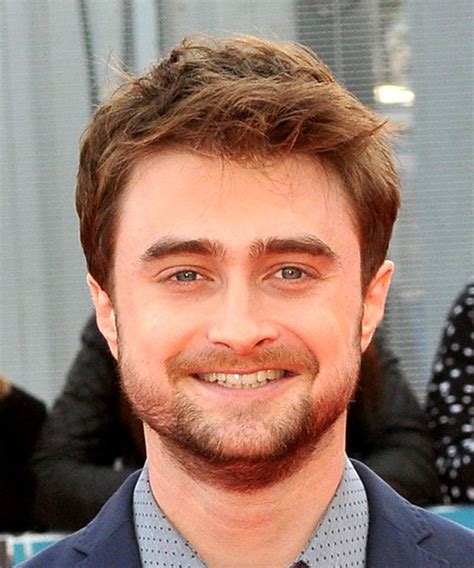 daniel radcliffe hairstyles hair cuts  colors