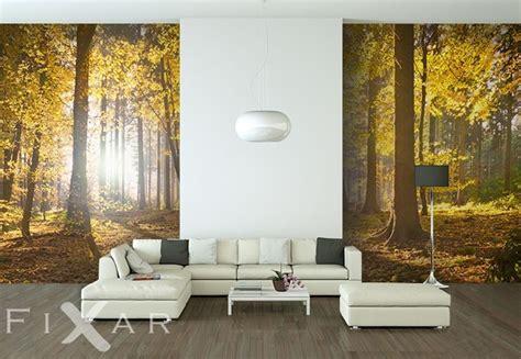 Fototapete Schlafzimmer Liebe by Goldener Herbst Fototapeten Wald Fototapeten Fixar De