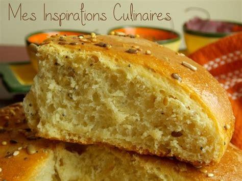 recette de cuisine legere khobz dar à la semoule maison le cuisine de