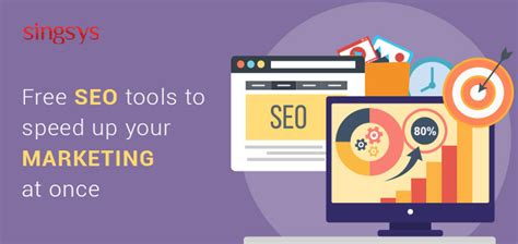 Seo Marketing Tools seo tool to modify marketing caign singsys official