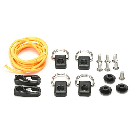 kayak deck rigging kit deck rigging kit bungee accessories for kayak canoe marine