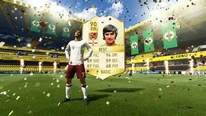 FIFA 17 LEGEND GEORGE BEST IN A PACK!!! (FIFA 17 Black ...